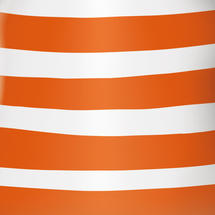 Cooper Cappie Lampshade Cover - Mr Orange