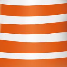 Cooper Cappie Lampshade Cover - Mr Orange