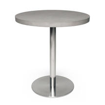 Concrete 70cm Round Square Bistro Table